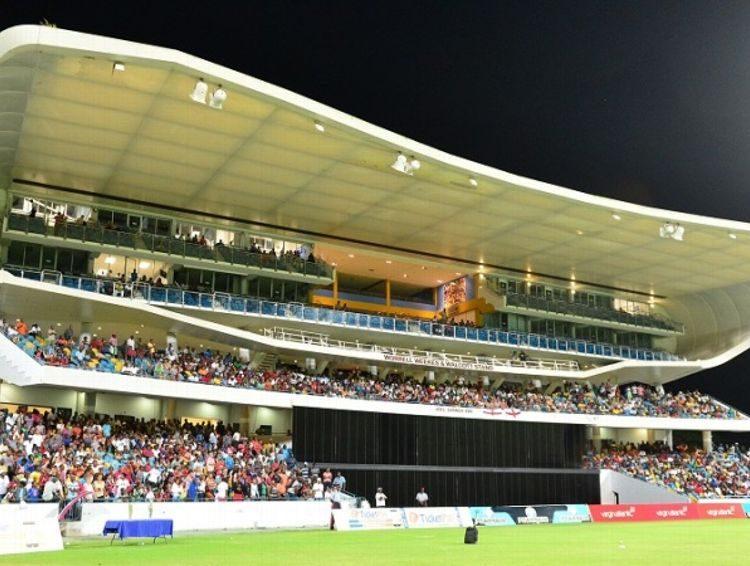 Cricket at Kensington Oval