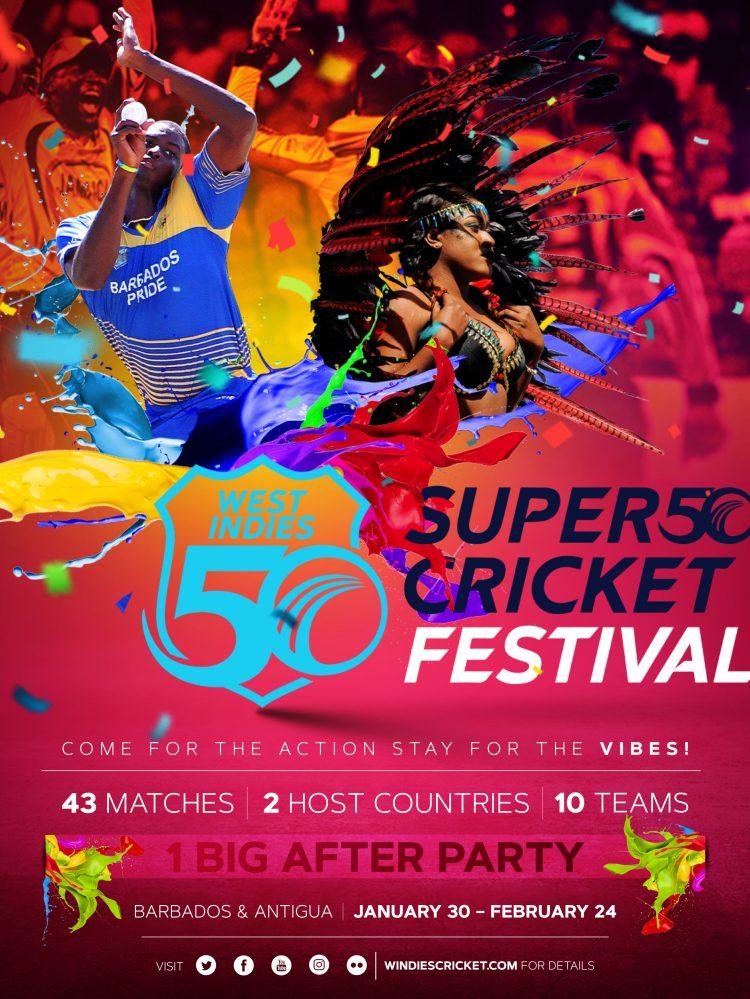 2018 Super50 Cricket Festival
