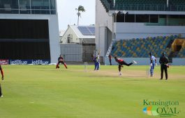 Barbados Pride vs T&T Red Force